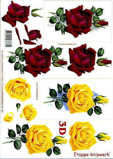 Цветы 3д в открытках