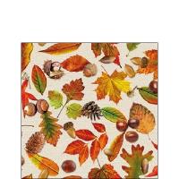 Napkins 25x25 cm - Autumn Festival