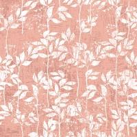 Servilletas 33x33 cm - Leaves Pattern Rose