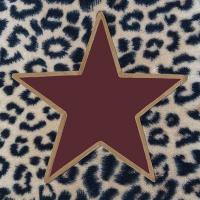 Napkins 33x33 cm - Wildlife Star Berry