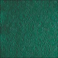 Napkins 33x33 cm - Elegance Dark Mint
