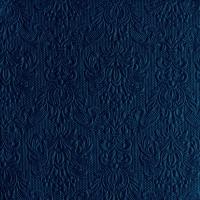 Napkins 33x33 cm - Elegance Royal Blue