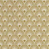 Servilletas 33x33 cm - Elegance Art Deco Gold