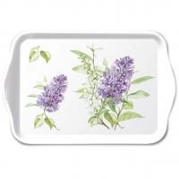 tray - Lilac White
