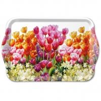 tray - Tulips