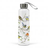 Bottiglia di vetro - Birds Meeting