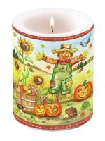 candela decorativa - Scarecrow