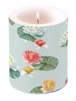 decorative candle - Koi Carps