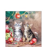 Napkins 25x25 cm - Magic Of Christmas