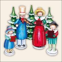 Servilletas 33x33 cm - Singing Family