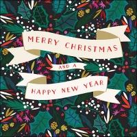 Napkins 33x33 cm - Christmas Fantasy