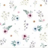 Servilletas 25x25 cm - Sweet Flowers