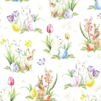 Napkins 33x33 cm - World of Easter