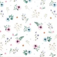 Servilletas 33x33 cm - Sweet Flowers
