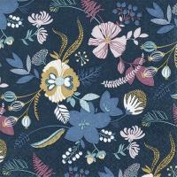 Serviettes 33x33 cm - Flores