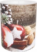 vela decorativa - Apple Luck 99 mm