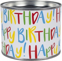 Scented candle - TC Happy Birthday! 100