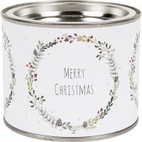 Vela perfumada - Lucia: Merry Christmas 100 mm