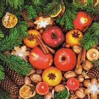 Serwetki 25x25 cm - Christmas Variety