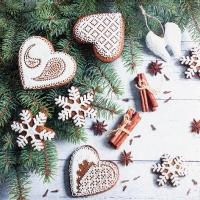 Tovaglioli 33x33 cm - Sweet Hearts