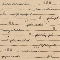 Serviettes 33x33 cm - Christmas Wishes