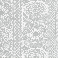 Serviettes 24x24 cm - Taimi grey