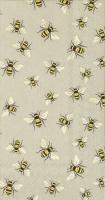 Buffet napkins - LOVELY BEES linen