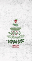 Serviettes de table - NATURAL CHRISTMAS TREE