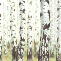 Servietten 25x25 cm - MAGIC TREES