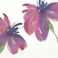 Napkins 25x25 cm - ARTESANO FLOWER ART V&B