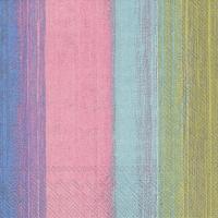 Napkins 25x25 cm - SARINA pink