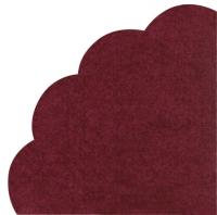 Servilletas - Redondas - UNI rubin