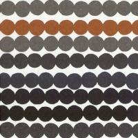 Serviettes 33x33 cm - RÄSYMATTO brown
