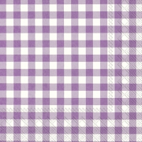 Servilletas 33x33 cm - TAVERNA lilac