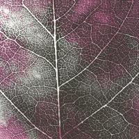 Servilletas 33x33 cm - THE LEAF pink