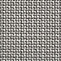 Servietten 33x33 cm - GLEN black white