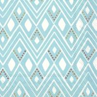 Napkins 33x33 cm - AMADAHY turquoise