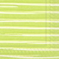 Napkins 33x33 cm - QUITO light green