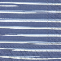 Napkins 33x33 cm - QUITO blue