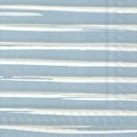 Napkins 33x33 cm - QUITO light blue