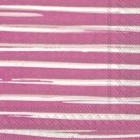 Napkins 33x33 cm - QUITO pink