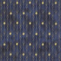 Servietten 33x33 cm - ARTDECO LITTLE STARS blue