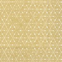 Napkins 33x33 cm - CRYSTAL ORNAMENTS gold