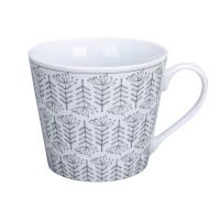 Porcelain Cup -  Fancy flowers