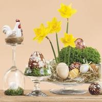 Serwetki 33x33 cm - Easter is Coming!