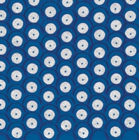 Napkins 33x33 cm - Classic Boleslawiec Pattern with Dots