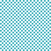 Servietten 33x33 cm - Diagonal Light Blue Check