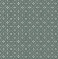 Napkins 33x33 cm - Damasc Pattern Graying Green