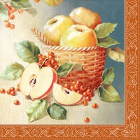 Serwetki 33x33 cm - Apple Picking