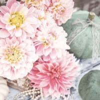 Serviettes 33x33 cm - Autumn Romance